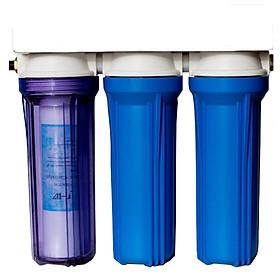 Bộ 3 cốc lọc nước sinh hoạt 10 inch