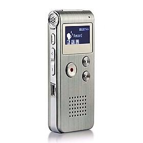 Máy Ghi Âm Kỹ Thuật Số Mini (8GB)