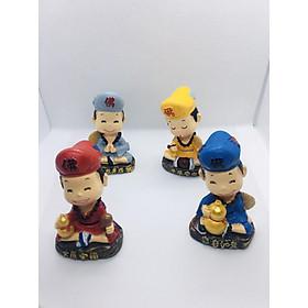 bộ tượng 4 ông tế công
