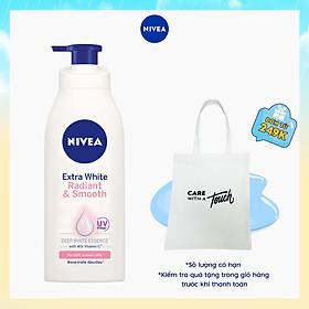 Sữa Dưỡng Thể Trắng Da Nivea 400ml -  83807