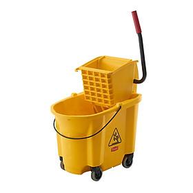 Bộ lau nhà đa năng bằng nhựa GRANDMAID 33L HORECA TRUST mã 5226YE