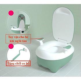 Bô vệ sinh cho bé cao cấp, bô vệ sinh em bé , bô vệ sinh cho bé baby toilet, tiện lợi, dễ dàng vệ sinh