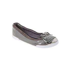 Giày Búp Bê Đế Bệt ROBYN SLATE/PEWTER Butterfly Twists BT25-003-080 - Xám