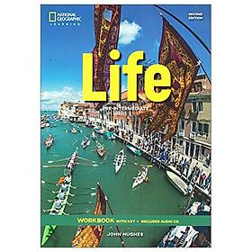 Life Pre-Intermediate Workbook And Key And Workbook Audio CD