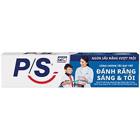 Kem Đánh Răng P/S Ngừa Sâu Răng Vượt Trội 240g - 21103283