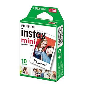Giấy Film In Ảnh Tức Thì Trắng Fujifilm Instax Mini Cho Fujifilm Instax Mini 7s/8/25/90/9 (20 Cái)