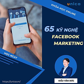 Khóa học MARKETING - 65 Kỹ nghệ Facebook Marketing