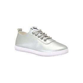 Giày Sneakers Nữ PASSO GTK063 - Bạc
