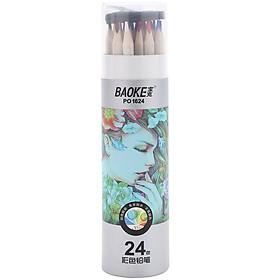 Bút Chì Màu Lớn Baoke