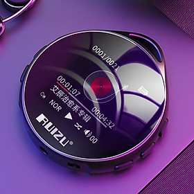 Máy Nghe Nhạc MP3 Bluetooth Ruizu M10 Bộ Nhớ Trong 8GB AZONE Cao Cấp - Hàng Chính Hãng