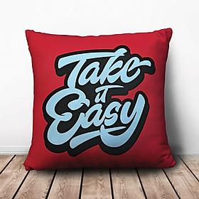 Gối Vuông Take It Easy GVTE192 (36 x 36 cm)