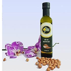 Dầu đậu phộng (dầu lạc) nguyên chất Super Green 250 ml
