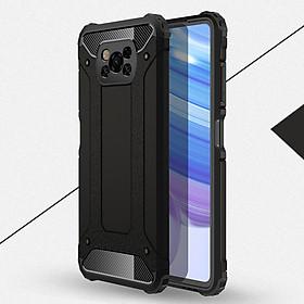 Ốp lưng cho Xiaomi Poco X3 NFC Giả kim - Chống sốc
