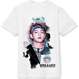 Áo phông T-shirt V BTS Kpop