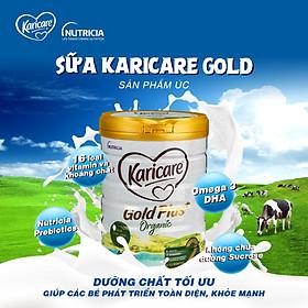 Sữa bò Karicare Organic số 2 hộp 900g ( Dành cho trẻ 6 -12 tháng tuổi)