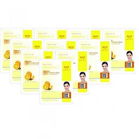 10 Mặt nạ dưỡng da tinh chất Vitamin Dermal