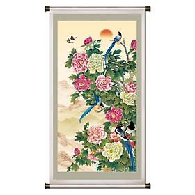 Tranh Treo Hoa Mẫu Đơn - MD012