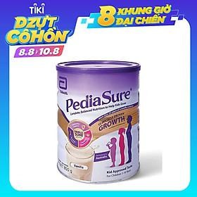 Sữa bột PediaSure Úc (850g) cho trẻ từ 1 đến 10 tuổi - Dành Cho Trẻ Biếng Ăn, Giúp Bé Tăng Cân Phát Triển Toàn Diện