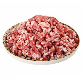 Thịt bò nhập khẩu xay có mỡ gói 100GR