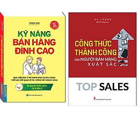 Combo Top Sales - Công Thức Thành Công Của Người Bán Hàng Xuất Sắc+Businessbooks - Kỹ Năng Bán Hàng Đỉnh Cao