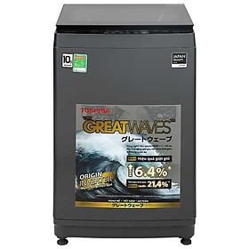 Máy giặt Toshiba Inverter 10.5 kg AW-DUK1150HV(MG) lồng đứng-Hàng chính hãng - Giao tại HN và 1 số tỉnh toàn quốc
