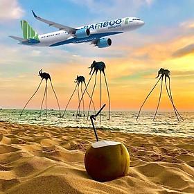 [HCM] Combo 3N2Đ Sunset Sanato Resort Phú Quốc 5 Sao + Vé Máy Bay Bamboo Airways, Khởi Hành Hàng Ngày