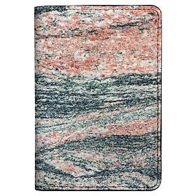 Bao Da Hộ Chiếu / PASSPORT Mika A-001-001-P (19 x 14 cm)