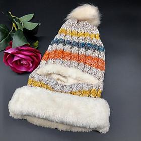 Nón len nữ 2 trong 1 - NL25A