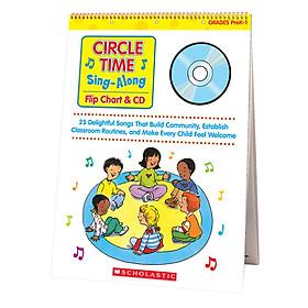 Circle Time Sing Along Flip Chart And CD