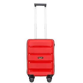 Vali kéo du lịch LUG thương hiệu Lusseti nhựa PP 100% BAO BỀN Sharon