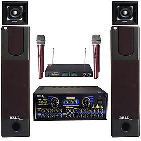 Dàn karaoke và nghe nhạc RSX - 338 BellPlus
