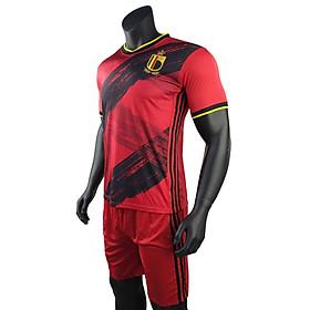 Quần áo bóng đá đội tuyển quốc gia 2020 Bỉ