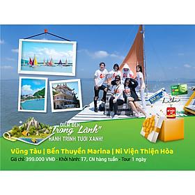 Tour Du Lịch: Tắm Biển Vũng Tàu   Bến Tàu Marina   Ni Viện Thiện Hòa (1 Ngày) - Khởi hành thứ 7, chủ nhật hàng tuần