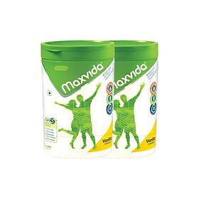 Combo 2 Sữa Maxvida 400gr - Dinh dưỡng cân bằng cho người lớn tuổi