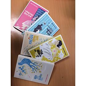 Seri Truyện ngắn của Nguyễn Thị Hoàng (Vòng tay học trò, Cuộc tình trong ngục thất, Một ngày rồi thôi, Tiếng chuông gọi người tình trở về, Tuần trăng mật màu xanh)