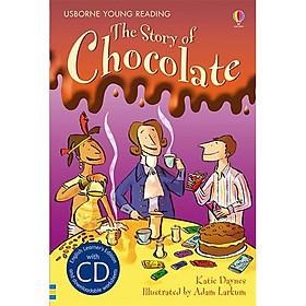 Usborne The Story of Chocolate + CD