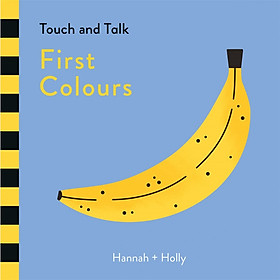 Touch And Talk First Colours