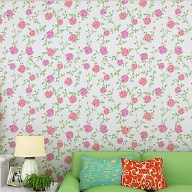 Giấy dán tường Hoa hồng WP0013 10M