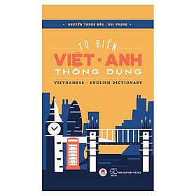 [Download Sách] Từ Điển Việt - Anh Thông Dụng