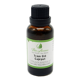 Tinh dầu tràm gió - Cajeput 50ml | Bio Aroma