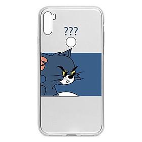 Ốp lưng dành cho Vsmart Active 3 Tom And Jerry silicone dẻo trong(sản phẩm có 8 mẫu) - Hàng Chính Hãng
