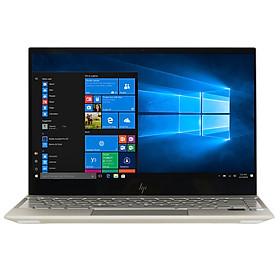 Laptop HP Envy 13-ah0027TU 4ME94PA Core i7-8550U/Win10 (13.3 inch) - Gold - Hàng Chính Hãng