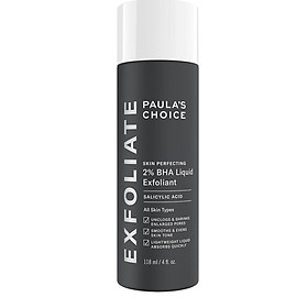 Tẩy Tế Bào Chết Hóa Học Paula's Choice Skin Perfecting 2% BHA Liquid Exforliant 30ml