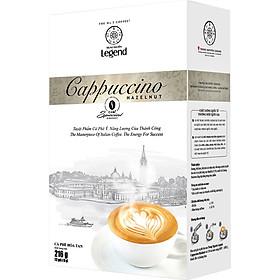 Cà Phê Trung Nguyên Legend G7 Cappuccino Hazelnut Hộp 12 Gói x 18G