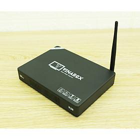 VINABOX X20 – RAM 2GB, – ANDROID 10 SIÊU MƯỢT – HỖ TRỢ ĐIỀU KHIỂN GIỌNG NÓI – HÀNG CHÍNH HÃNG