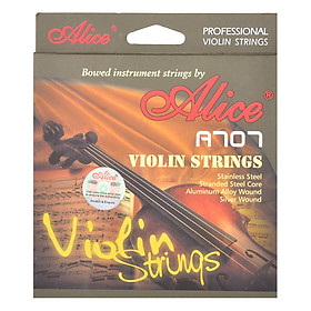 Dây Đàn Violin Alice A707