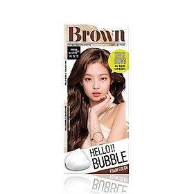 Mise En Scene Hello Bubble Foam Color Hair Dye 30g