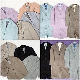 Blazer & Short Suit (1.5) - Áo Blazer và Set Suit quần short unisex