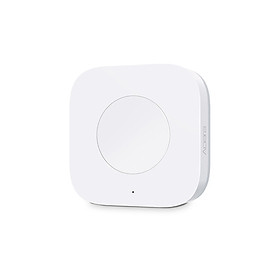 Aqara WXKG12LM Intelligent Switch APP Remote Control/Doorbell Built-in High-precision Acceleration Sensor - White