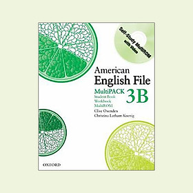 American English File 3 Student Book/Workbook Multipack B